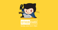 GitHub Kaigi