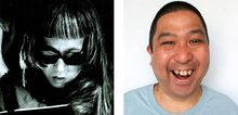 灰野敬二 x 石川浩司: 2014年1月15日(水曜日) 渋谷LUSH | 臼井淳一(音楽とウェブデザイン)のウェブサイトです