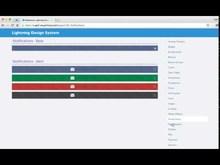 Force com Demo #87 - Visualforce & Lightning Design System