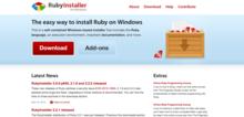 WindowsにRubyとSassをインストールする方法 | mae's blog