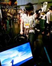 【BitSummit 4th】VRゴーグル×乗り物の可能性~The Gunner of Dragoon~|APPREVIEW