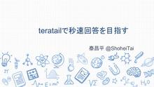 teratailで秒速回答を目指す - GoogleAppsScript + SlackWebhook