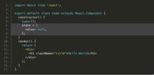 技術ブログの「ソースコード」表示を効果的にカスタマイズする方法 | maesblog