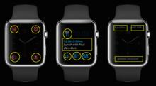 Apple Watch OS 2 ClockKit complication(時計画面の表示)について - Qiita