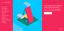 HTMLを書く感覚でWeb上に「VR」が作れるツール「A-Frame」 - LifeGadget(ライフガジェット)