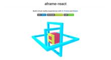 VR開発フレームワーク「A-Frame」をReactで扱えるようにする「aframe-react」 - LifeGadget(ライフガジェット)