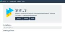 SwiftのコードをJavaScriptに変換してくれるnpmパッケージ「ShiftJS」 - LifeGadget(ライフガジェット)