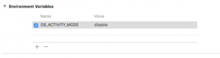 Xcode8で余計なログを抑制する
