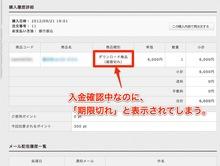 EC-CUBE2.12.2のダウンロード商品で、入金確認中なのに「期限切れ」と表示されてしまうバグ | 愛知県 名古屋のホームページ制作ならSPOT(スポット)