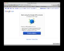 Google Maps Android API v2 のサンプルを動かしてみたら… - Debian GNU/Linux 3.1 on PowerMac G4