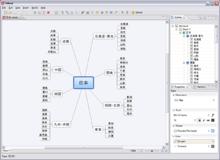 マインドマップのフリーソフト「XMind」が素敵|makitani.com