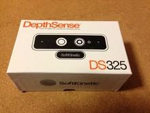 SoftKinetic 社のセンサーを買いました