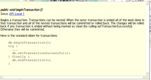 SQLiteのinsertが遅いですって - ちりもつ
