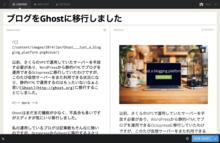 yujilog - Flickrの写真をWordpressの記事に直接貼り付けるプラグイン