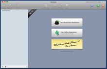 Mac用SubversionクライアントVersions - IwazerReport