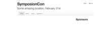 PinaxとSymposionで作るカンファレンスサイト - inoshiro's blog
