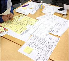 2012*4*28ビジネスモデルとエクスペリエンスデザイン・ワークショップ - べらんめえセブン