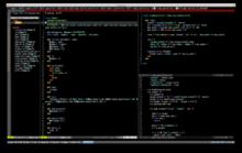 iTerm2 + zsh + tmux + vim で快適な256色ターミナル環境を構築する - ゆろよろ日記