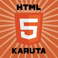 HTML5KARUTA - 「HTML5カルタ」で覚えるHTML5の108つのタグ