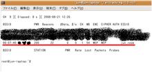 俺の記事@自宅サーバ � Blog Archive � MSI Wind UbuntuでWEPキーをクラックする