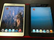 iPad mini 2枚を使った見開きPDFビュワー『富豪ブック』を公開します | 関西/大阪のiPhone・iPadアプリ開発 feedtailor Inc. 社長ブログ