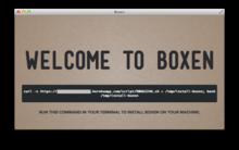 大人数でBoxen使うならboxen-webが断然便利 #Mac #GitHub #Boxen - Qiita