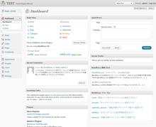 WordPress3.0でマルチサイト - 沖縄ホームページ制作やSEOで頑張る!沖縄ホームページ制作工房「WebCrafts」