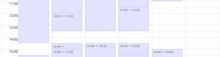 Googleカレンダーの予定の合計時間を出すWebサービスを作ってみた - UNDER CONSUTRUCTION