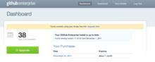 GitHub Enterpriseを試してみる - johnsmith0707の日記