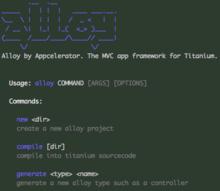 TitaniumのフレームワークAlloyをCoffeeScript/Jade/Jasmine/TiShadowで便利に使う - Ari-Press