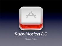 RubyMotion 2.0 // Speaker Deck
