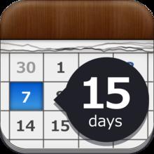 【iPhoneアプリ】記念日リマインダー