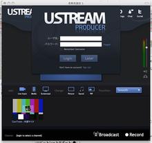 Ust用ライブ編集ソフト Ustream Producer (無料版)を試してみた - おぎろぐはてな