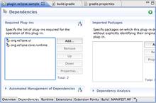 gradleでeclipseプラグインプロジェクトのビルドを実行する - mi_kami's diary