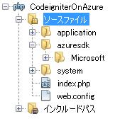 Codeigniter で Windows Azure Plaform 用の PHP アプリケーションを開発する | MSDN