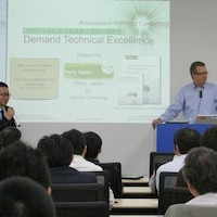 [早版] Agile Japan 2011 – レポート「Inside Salesforce R&D」 (納富 隆裕) | ManasLink ONLINE