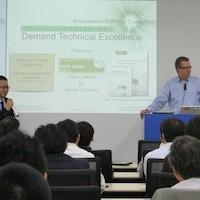 [早版] Agile Japan 2011 – レポート「WOMANSセッション 女性が働くことの可能性を考える」 (納富 隆裕) | ManasLink ONLINE