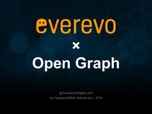 everevo × Open Graph